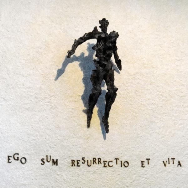 Cristo Ego Sum Resurrectio Et Vita