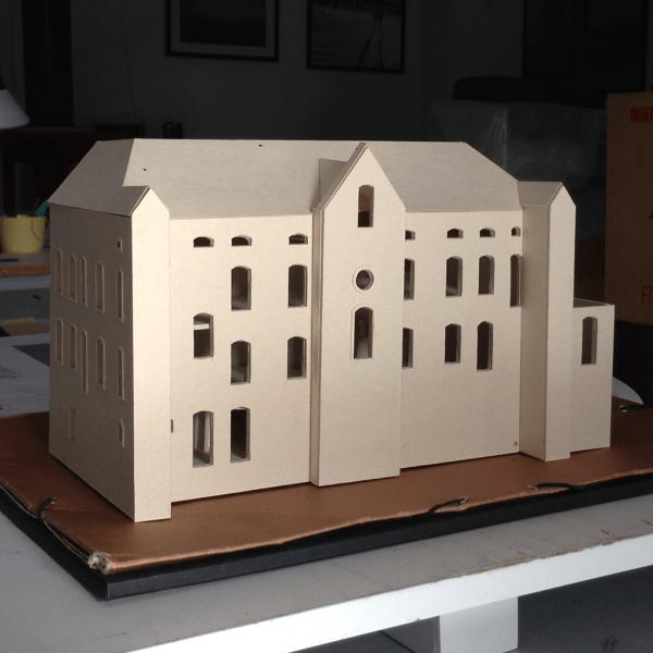 Núcleo Museológico para o Museu Charters de Almeida de Arte Contemporânea