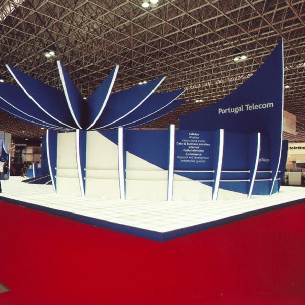 Stand Portugal Telecom | Expo Americas Telecom