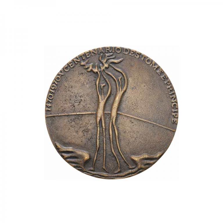 V Centenário de São Tomé e Príncipe 1945 • 1965